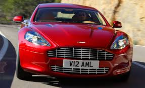 custom aston martin rapide 2010 aston martin rapide u2013 review u2013 car and driver