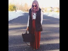 elegant hijab fashion style 2017 hijab style lookbook part 5