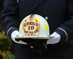 widow of fallen fdny chief michael fahy to donate to veterans ny