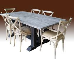 Industrial Kitchen Table Furniture Dining Room Rustic Chic Dining Room Lighting Decor And Amazing