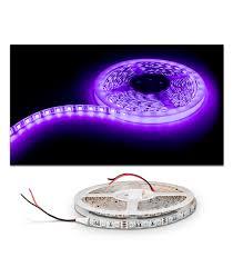 black light led strip blacklight uv 395nm led flexible strip 5m 16 4ft indoor