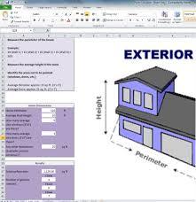 interior home painting cost interior paint cost estimator design creative estimate calculator