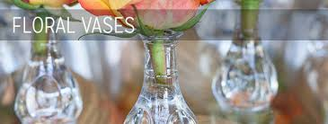 Wine Glass Flower Vase Glass Candle Holders Candle Vases U0026 Glassware Quick Candles