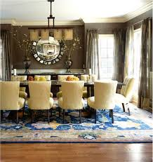 Transitional Eclectic Elegant Dining Room Photos - Transitional dining room