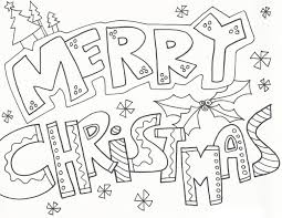 disney merry christmas coloring pages kids adults