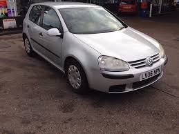 2006 volkswagen golf 1 6 s fsi 5 door hatchback manual petrol f
