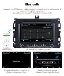 2013 Ram 1500 Wiring Diagram Seicane S09286 2013 2014 2015 Dodge Ram 1500 Android 4 4 4 Gps