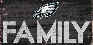philadelphia eagles family 6
