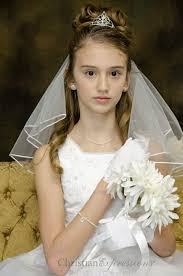 holy communion veils communion veils tiaras firstcommunions