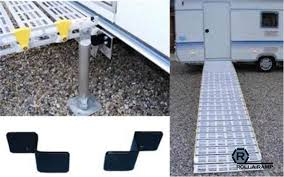 rv ramps travel trailer ramps camper ramp roll a ramp