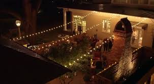 outdoor patio string lights ideas outstanding backyard string lights best backyard string lights ideas