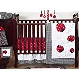 amazon com red crib bedding bedding baby products