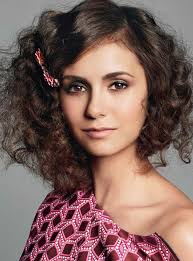 hairstyles only super cute medium curly hairstyle nina dobrev s hair style