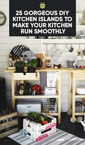 diy kitchen island ideas 25 gorgeous diy kitchen islands to make your kitchen run smoothly pin jpg resize 470 800 ssl 1