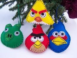 18 best angry birds ornaments images on angry birds