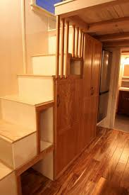 a luxury cabin style tiny house available from simblissity tiny