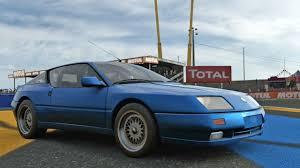 renault car 1990 forza motorsport 7 renault alpine gta le mans 1990 test drive
