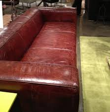 Oversized Leather Sofa Oversized Modern Leather Sofa