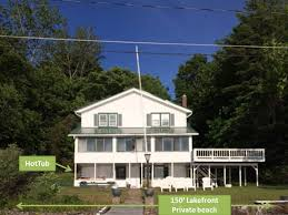 salmon river dock and lake front house great fishing getaway