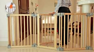 Baby Room Divider by Yoko Wooden Playpen Room Divider Fire Surrounder Safety Gate