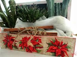 cassette natalizie garden i regali di natale una cassetta di legno con
