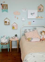 color bedroom will make your little feel like a princess