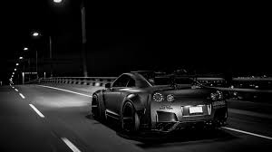 nissan skyline wallpaper photo collection front nissan gt r 35 skyline wallpaper 1366x768