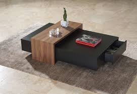 Cube Coffee Tables Coffee Tables Decor Coffee Table Cubes Magazines Black Drawer