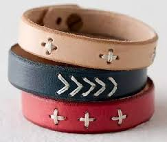 leather bracelet wristband images 9 different types of leather bracelets for men and women jpeg