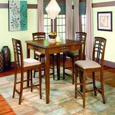 unique jaclyn smith 5 piece mahogany dining set monotheist info on