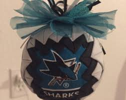 san jose sharks etsy