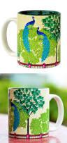 77 best peacock tableware mugs images on pinterest peacocks