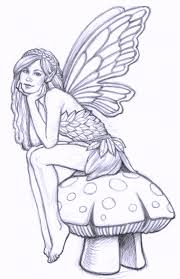 fairy coloring pages to print fairy coloring pages bing images