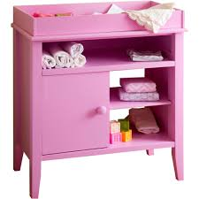 Walmart Changing Tables Lolly And Me Universal Changing Table Bubblegum Pink Walmart