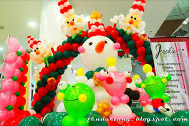 photographic world of t p tong christmas balloon inspirations