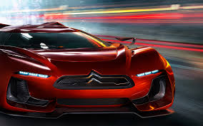 citroen concept citroen concept car tunnel uwe breitkopf photography