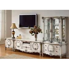 Shabby Chic Entertainment Center by Shabby Chic Tv Cabinet Set Indonesia Furniture Living Room