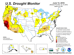 california drought map january 2016 national drought mitigation center website home