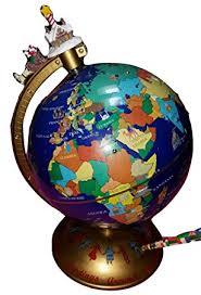 Mr Christmas Ornament - amazon com mr christmas u0027seasons greetings around the world