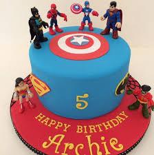 superhero birthday cakes pictures nonta info