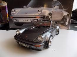 porsche 911 model kit porsche 911 turbo 1988 1 24 building by