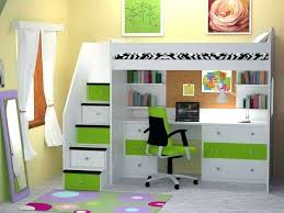 Bunk Bed With Desk And Stairs Bunk Beds Desk Loft For With Best Bed Ideas On Single And