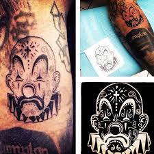 tattoo pictures joker joker brand tattoo