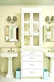 bathroom pedestal sink cabinet pedestal sink cabinet bathroom pedestal sink storage cabinet