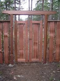design garden gates deepstream designs wood planters with and