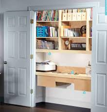 Built In Home Office Designs Odeskdesign With Photo Of Modern - Built in home office designs