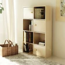 Desk Bookcase Wall Unit Bookcases With Doors You U0027ll Love Wayfair