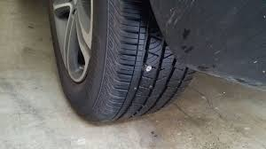 lexus nails houston texas patching or plugin on a runflat tire mbworld org forums