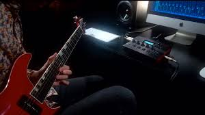 boss gt 001 吉他效果器