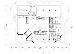 Ground Floor Plan Gallery Of Dominion Office Building Zaha Hadid Architects 12